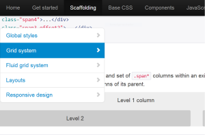 Text-Reflow in BootStrap unter Chrome