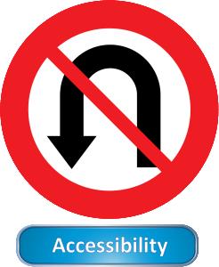 Accessibility - kein Zurück